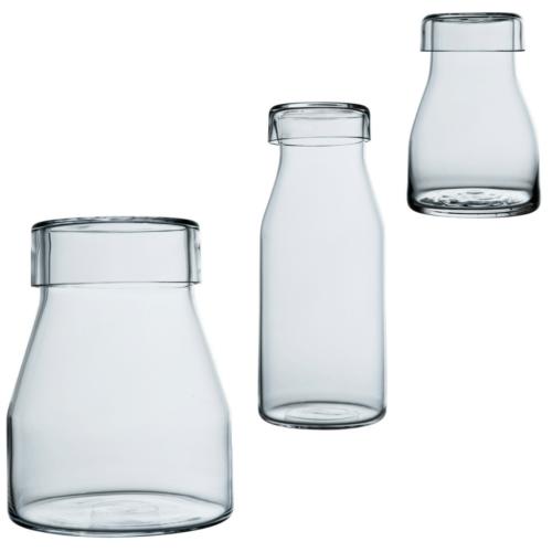 Bottiglie Iglo Jar Caffè, latte e biscotti COVO