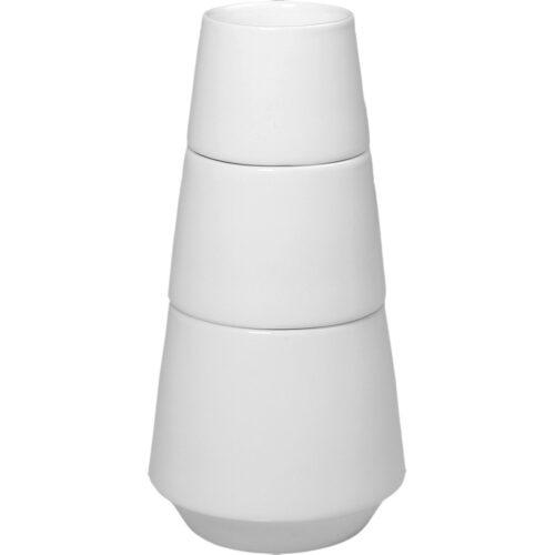 Bicchieri Porcellana Habit COVO piramide