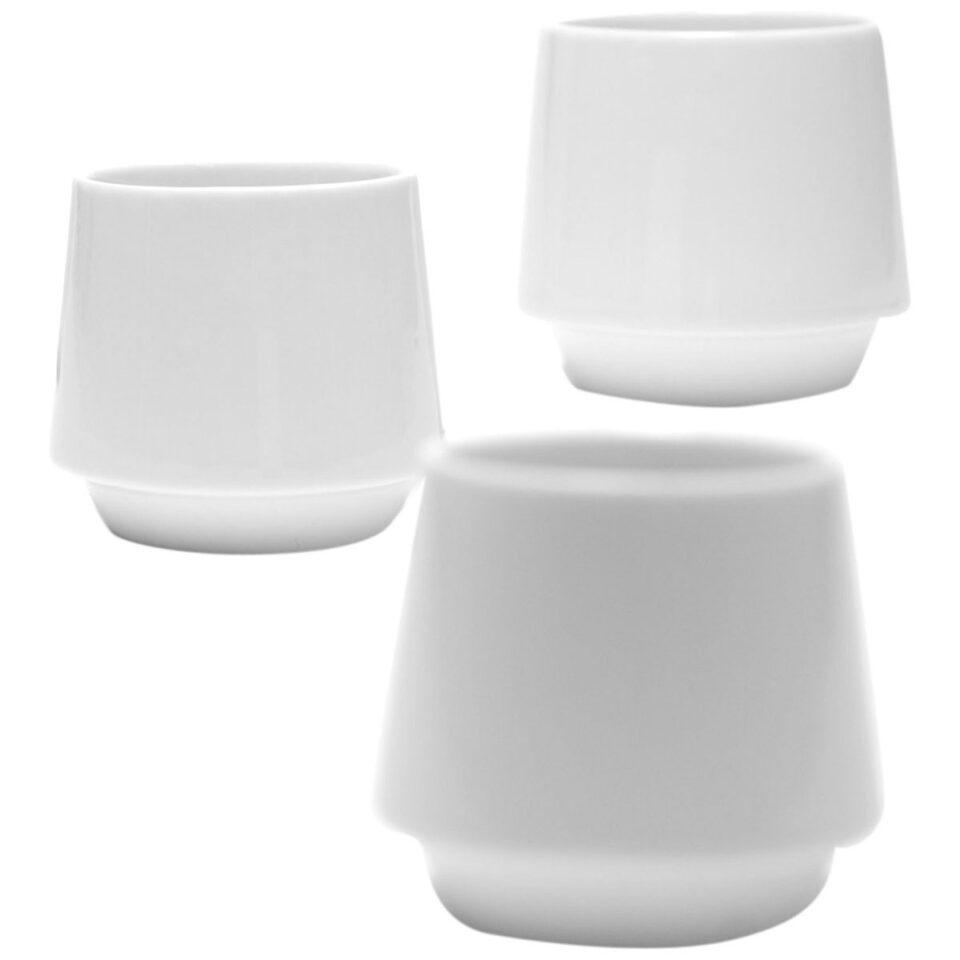 Bicchieri Porcellana Habit COVO vicini