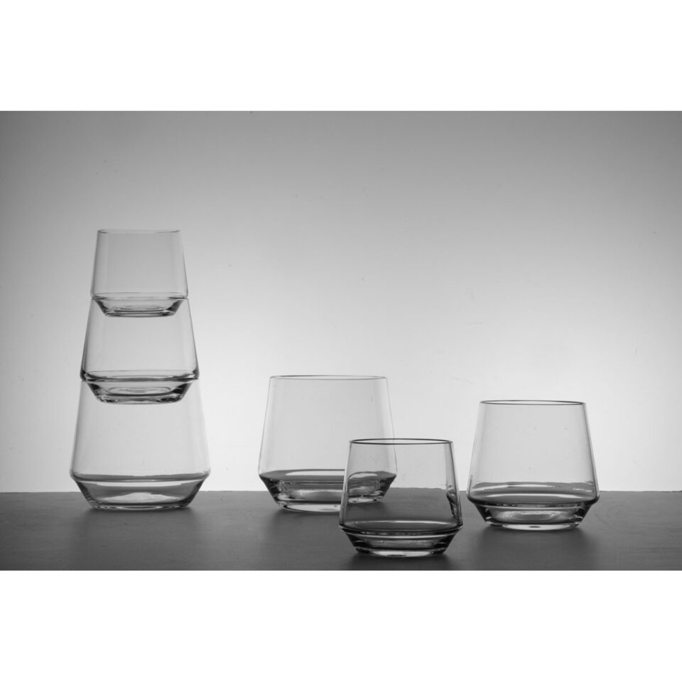 Bicchieri Vetro Habit COVO still-life