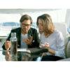 Bicchieri vetro soffiato Go-Go ITALESSE brad