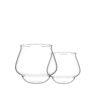 Bicchieri vetro soffiato Go-Go ITALESSE due