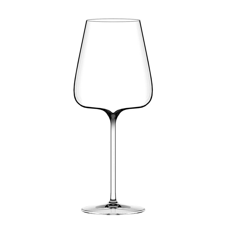 calici vino etoile noir italesse