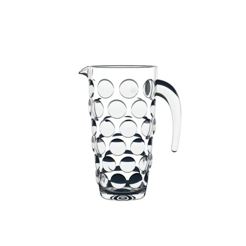 caraffa vetro bolle pitcher italesse