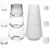 Bicchieri Vetro Porcellana Habit COVO esploso