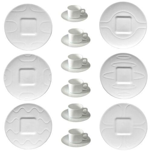 Tazze da tè con piattino Opti COVO servizio
