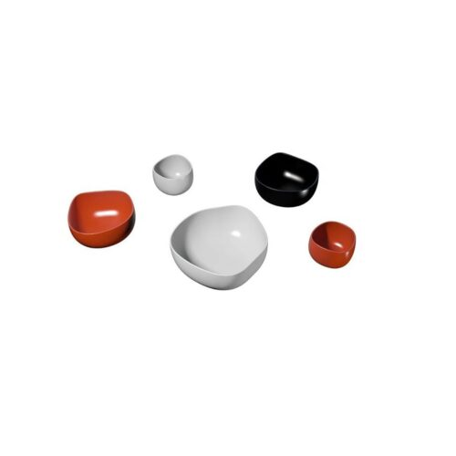 ciotole antipasto pebble italesse