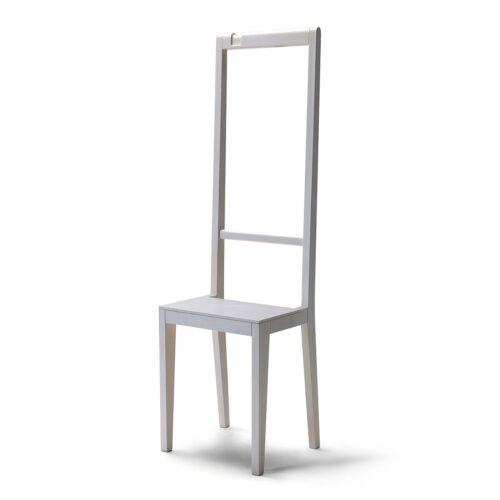 Servomuto design Alfred COVO bianco