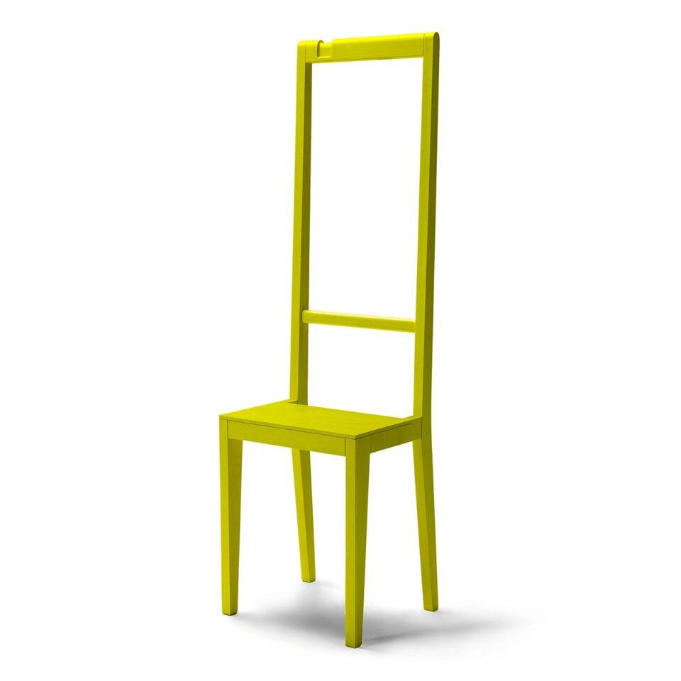 Servomuto design Alfred COVO giallo