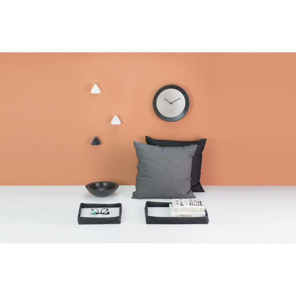 Orologio Pachino PASTINA cemento nero