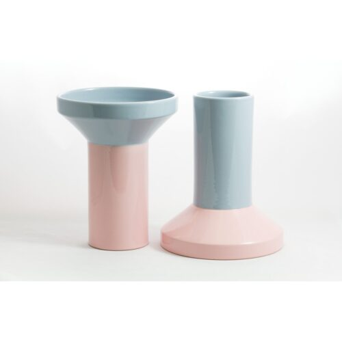 Vaso di ceramica Ettore PASTINA