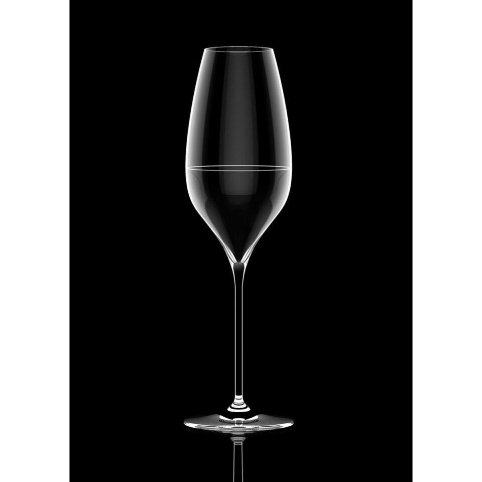 Calice Champagne Richard Juhlin Optimum ITALESSE