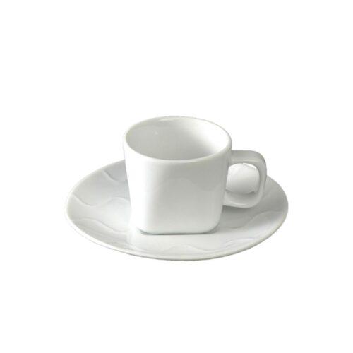 Tazze caffè con piattino Opti COVO