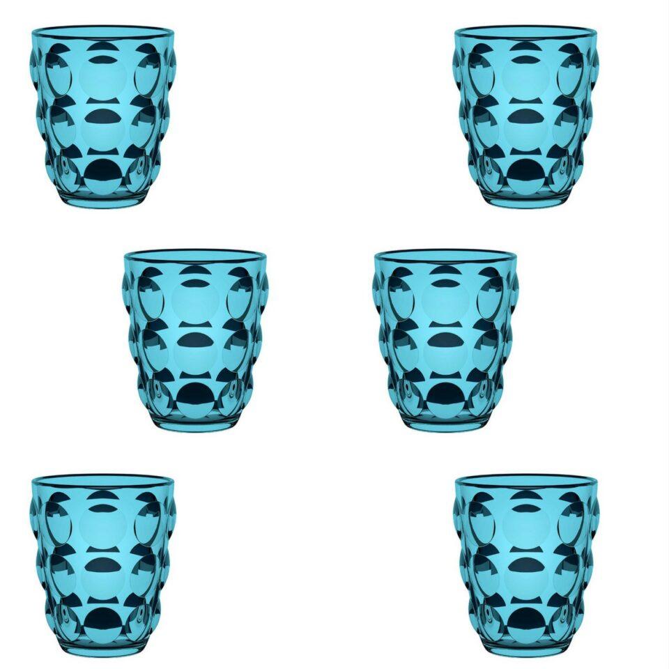 Bicchieri Bolle Tumbler in pasta di vetro ITALESSE