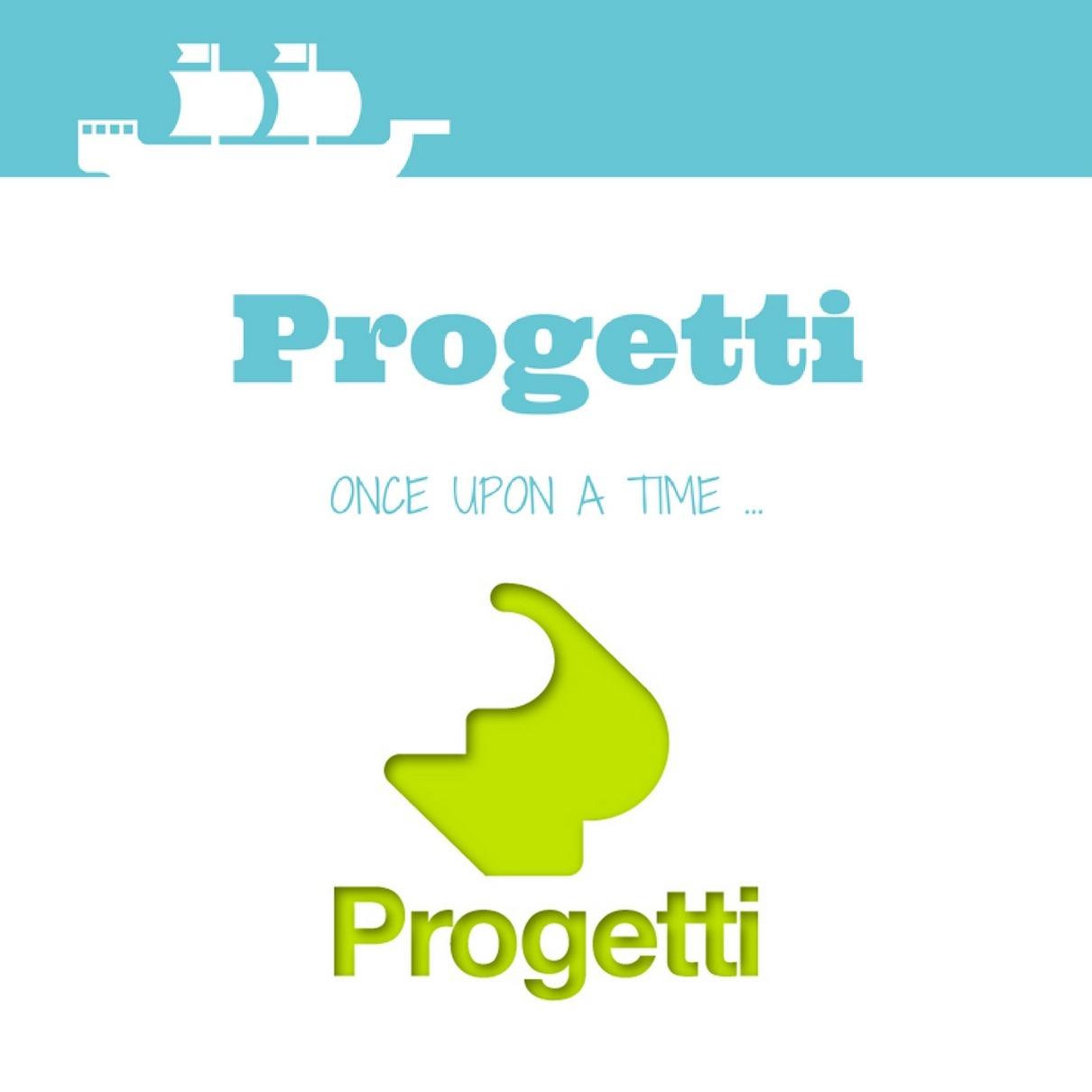 La storia di Progetti (tante idee per un'azienda da amare) ! parte 1