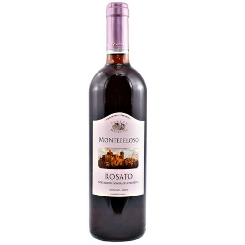 Montepeloso Rosato Vino Aglianico I.G.P.
