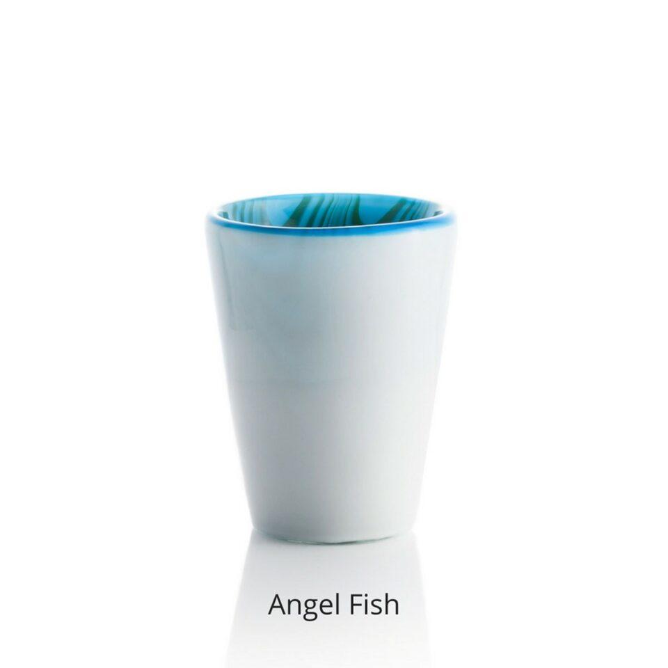 bicchieri vetro soffiato mares italesse