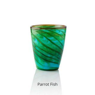 Nuovi Bicchieri in Vetro Soffiato Mares ITALESSE