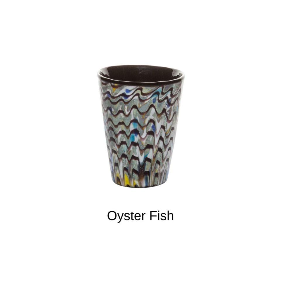 Bicchieri in Vetro Soffiato Mares ITALESSE Nuove Livree_Oyster