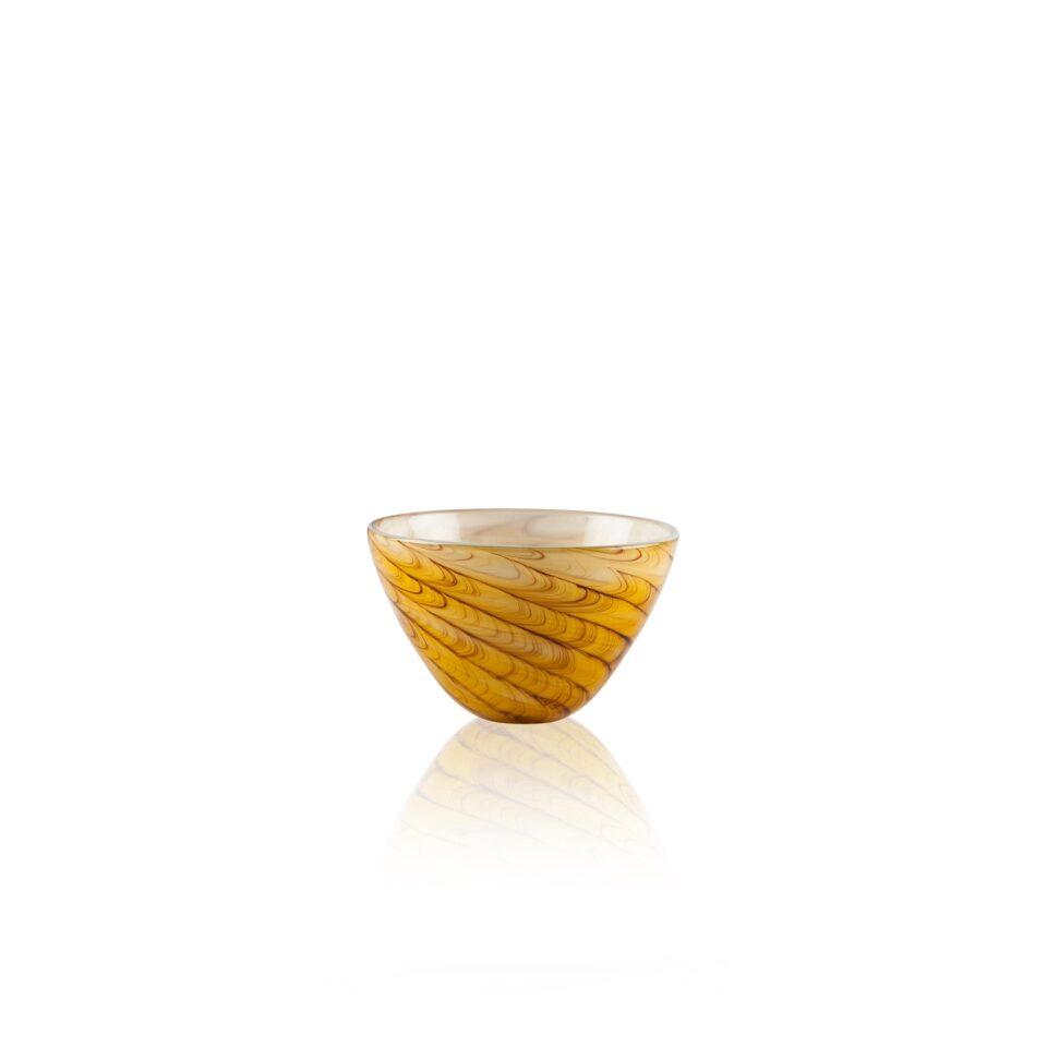 Mares Bowl n.8 ITALESSE ciotolina in vetro soffiato shell fish