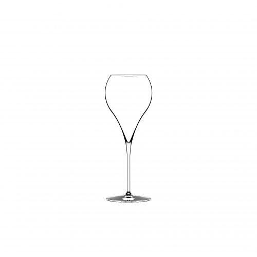 Italesse Calici Grand Balloon Flûte Spumante Champagne Vetro Cristallino