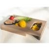 Tagliere legno Progetti con vaschetta Chop