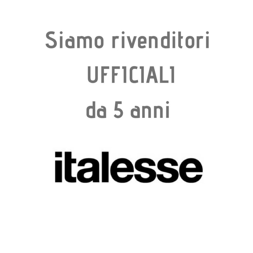 Italesse-noandnoart-rivenditori-ufficiali da 5 anni