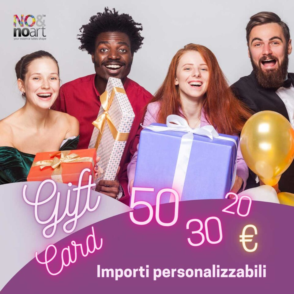 Gift card NO&noart