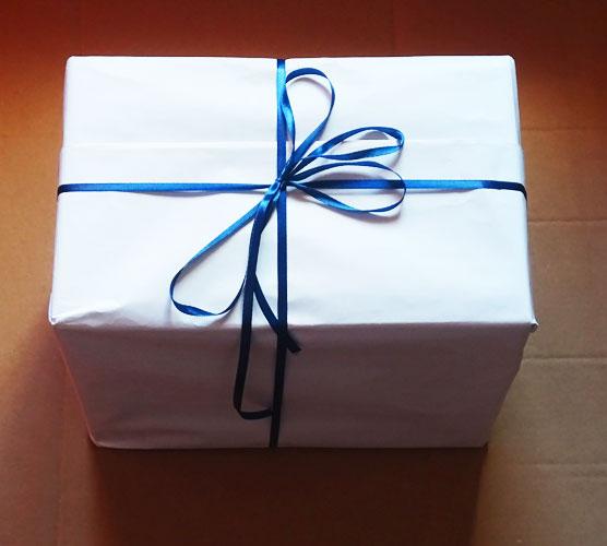 Confezione regalo gratuita su richiesta