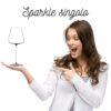 Calice Singolo Sparkle ITALESSE