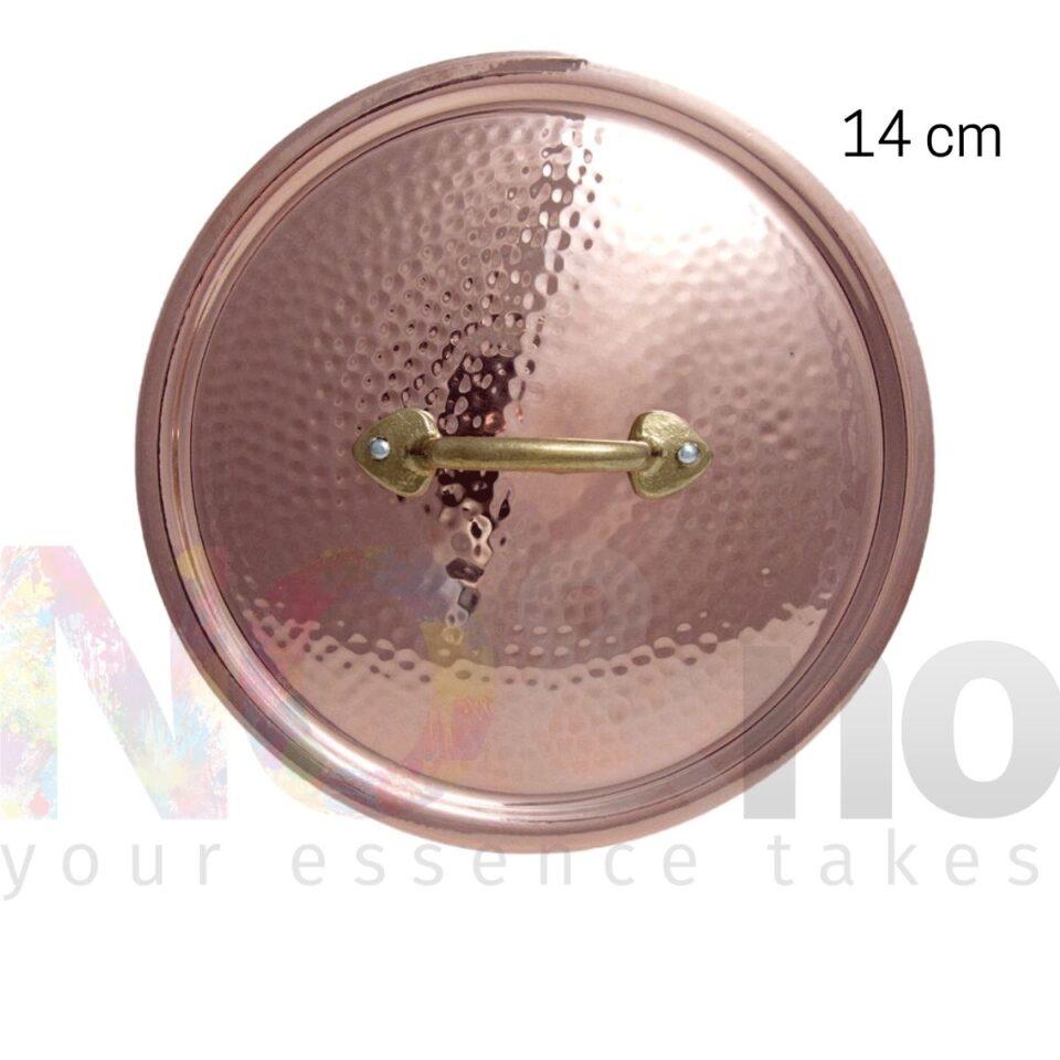Coperchio rame 14 cm Pintinox
