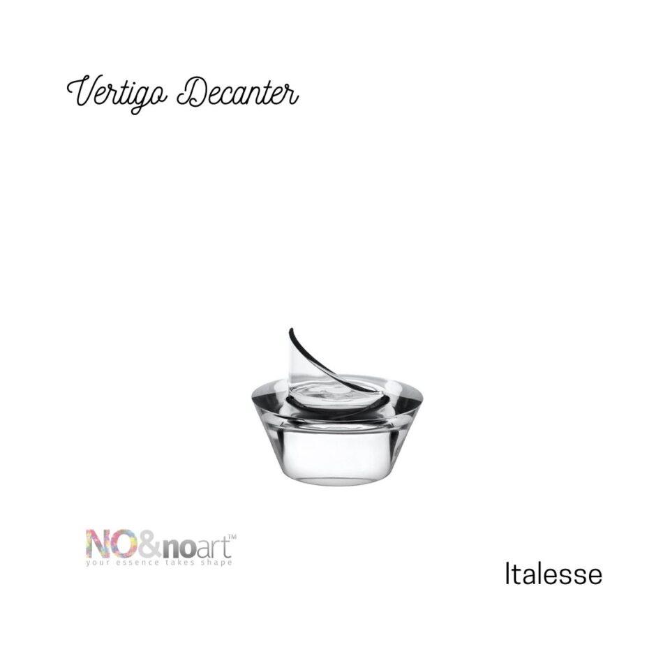 Vertigo Decanter professionale Italesse (2)